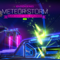 [Fast Delivery] Meteor Storm (lime)