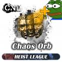 [PC] Chaos orb ★★★ H eist SC ★★★ 1-5 mins  Delivery★★★