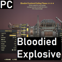 Bloodied Explosive Gatling Plasma 90% Reduced Weight BE90