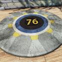 Plan: Vault 76 Rug