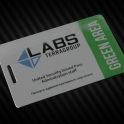 Lab. Green keycard Instant delivery