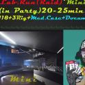 Lab.Run(Raid)Mini(In party):1-5M(20-25min)6SH118+3 Rigs+Med.Case+Documents