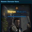 Rename: Character Name US