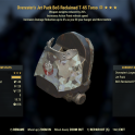 T-65 Power Armor Pack bundle [4x Legendary Power Armor Set] Assassin's Vanguard's Overeater's WWR