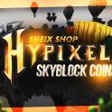 Hypixel SB l (2.6$ = 11 MIL) l Bigest Bonuses & Discounts l Safest Way l Fast