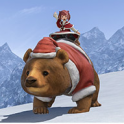Mount: Starlight Bear (Single Character)--FFXIV All Servers