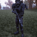 Unyielding Secret Service Sentinel Armor Set [AP 5/5] + GIFT LEGENDARY RING  Wastelanders DLC