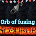 ✅ Orb of fusing ★★★  Scourge SoftCore ★★★  FAST Delivery