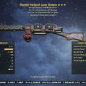 [Wastelanders]★★★ Bloodied Gauss Shotgun[50% VATS Crit][15% VATS Crit]   FAST DELIVERY  