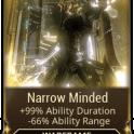 Narrow Minded R10