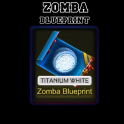 [PC] Zomba Titanium White Blueprint