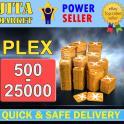 = 500 PLEX = // JitaMarket Eve Online PLEX //  = Extremely Fast = Maximum Safe =