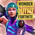 Wonder skin outfit | all platforms