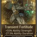 Transient Fortitude R10