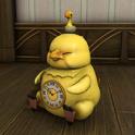 Fat Chocobo Table Chronometer--FFXIV All Servers
