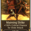[PC/Steam] Maiming strike MAXED mod (MR 2) // Fast delivery!