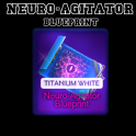 [PC] Neuro-Agitator Titanium White