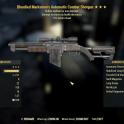 [Glitched weapon] Bloodied Explosive Combat Shotgun 15% faster reload [1500+ DMG]