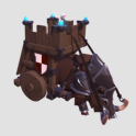Silver Tower Chariot (Tier 6) Any city