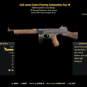 ★★★ Anti-Armor Explosive Submachine Gun[+50 Damage Resistance] | FAST DELIVERY |