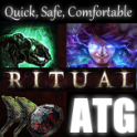 Carrion Golem Elementalist [Complete Setup + Currency] [Ritual SC] [Delivery: 60 Minutes]