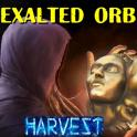 Selling Exalted Orb on Harvest Softcore (1-5 min Delivery)/Discounts