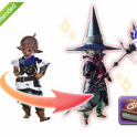 Tales of Adventure: One Black Mage's Journey II--FFXIV All Servers