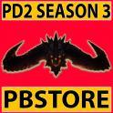 ★★★Nightwing's Veil (random roll) - Project Diablo 2 Softcore★★★