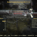 Bloodied Explosive Gauss Rifle LEGACY