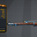 ★★★[PC] MONOCLE 188.000 DMG + FAST FIRE RATE / FAST RELOAD + 20 MAGAZINE SIZE!★★★