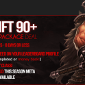 ✅US / EU✅ GR 90 Solo:Group Package = $70 ✅ EpicBoost --- 100% POSITIVE FEEDBACK