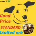 Standard Exalted orbs 50 - 1600 + FAST Delivery!