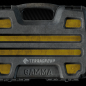 Secure container Gamma 3x3