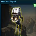 MSM J-37 Jetpack US