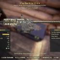 Two Shot Explosive 50 Cal Machine Gun