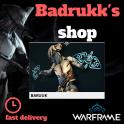 [PC/Steam] Baruuk warframe  // Fast delivery!