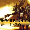 Power Leveling 1-70 Fastest & Cheapest, only 20 minutes