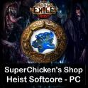 Orb Of Alteration 10% Discount! -Heist Softcore - PC - Cheapest Price/Fast Delivery! All Hand-Farmed
