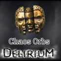 Chaos Orb - DELIRIUM softcore  - Instant Delivery +BEST DISCOUNTS