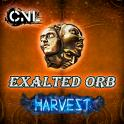 [PC] Exalted Orb ★★★  Cheaps Harvest SC ★ ★★ 1-5 mins Delivery
