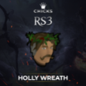 Holly Wreath [FAST DELIVERY]