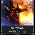 Serration R10