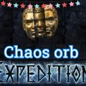 ✅ [PC] Chaos Orb [Expedition SC] Instant & Discount  (Feedbacks 7000+)