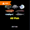 All Fish - Fast delivery 24/7 online Cheap Animal Crossing items