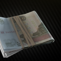 1 mill Roubles-- We Cover fee--Instant Delivery
