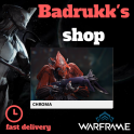 [PC/Steam] Chroma Warframe + Slot + Orokin Reactor // Fast delivery!
