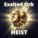 Exalted orb [Heist S oftcore] - Cheap&Fas t! (1-5min delivery)  ★★★★★
