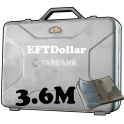3.6M Roubles and Money Case - instant delivery