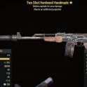 Two Shot Hardened Handmade - Level 45