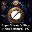 Cartographer's Chisel [Get 100 Chromatic Orbs Free when you buy 1000+]  - Heist Softcore - PC